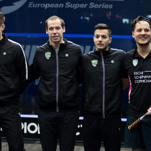 Sportwerk Hamburg sichert sich die Endrundenteilnahme Bild: Henning Angerer